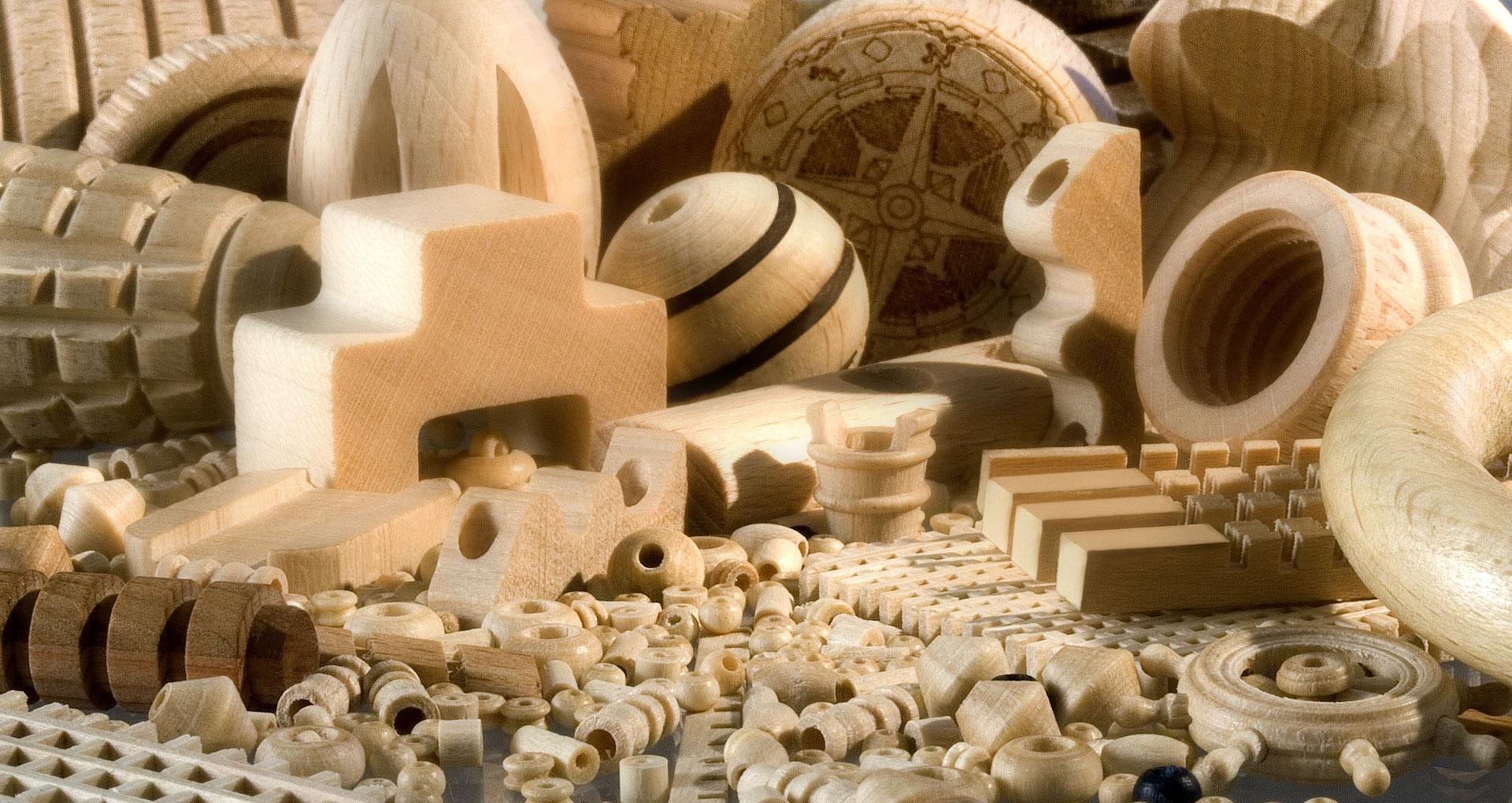 Microtorniture e torneria del legno
