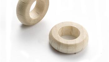 Cerchi in legno - Accessori Moda -T.a.m.i.l.